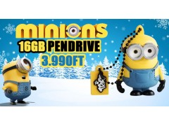Minion pendrive